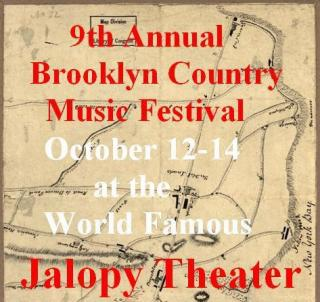 9th Annual Brooklyn Country Music Festival