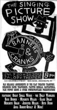 Banners & Cranks presents The Singing Picture Show