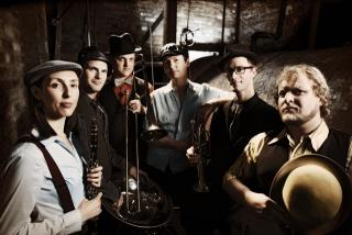 The Red Hook Ramblers Live Music with Silent Films