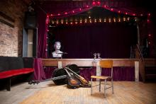 Jalopy Theatre's Main Stage
